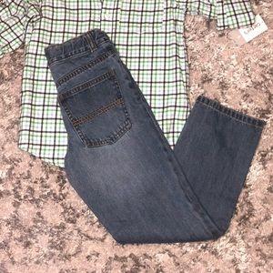 Carter's straight leg jeans